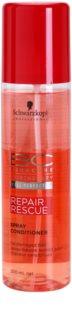 Schwarzkopf Professional BC Bonacure Repair Rescue regenerierender Conditioner im Spray für beschädigtes Haar