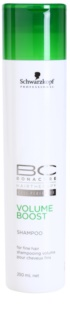 Schwarzkopf Professional BC Bonacure Volume Boost Volume Boost Shampoo For Fine Hair