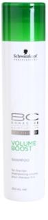 Schwarzkopf Professional BC Bonacure Volume Boost szampon do włosów delikatnych