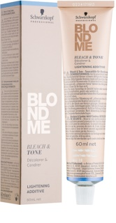 Schwarzkopf Professional Blondme additivo decolorante e tonalizzante