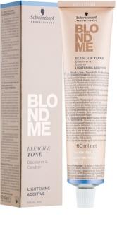 Schwarzkopf Professional Blondme Aufhellende Tönungszutat