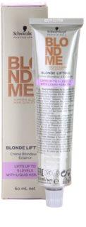 Schwarzkopf Professional Blondme Color Haarfarbe