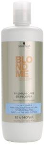 Schwarzkopf Professional Blondme Color színelőhívó emulzió