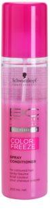 Schwarzkopf Professional BC Bonacure Color Freeze Conditioner im Spray zum Schutz der Farbe