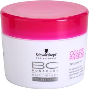 Schwarzkopf Professional BC Bonacure Color Freeze tratamiento capilar para proteger el color