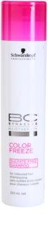 Schwarzkopf Professional PH 4,5 BC Bonacure Color Freeze champú sin sulfatos para cabello teñido