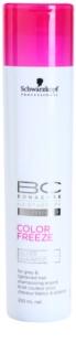 Schwarzkopf Professional BC Bonacure Color Freeze šampon s srebrnimi refleksi za blond in sive lase