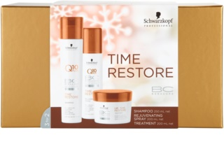 Schwarzkopf Professional BC Bonacure Time Restore Q10 Cosmetic Set I.