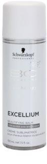 Schwarzkopf Professional BC Bonacure Excellium Beautifying spülfreies verschönerndes Balsam für graue und weiße Haare