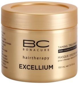 Schwarzkopf Professional BC Bonacure Excellium Taming mascarilla para cabello maduro y áspero