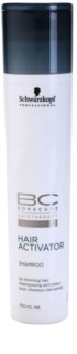 Schwarzkopf Professional BC Bonacure Hair Activator Aktivatorshampoo für schütteres Haar