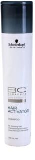 Schwarzkopf Professional BC Bonacure Hair Activator shampoing activateur pour cheveux en perte de densité