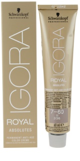 Schwarzkopf Professional IGORA Royal Absolutes βαφή μαλλιών