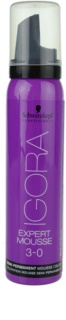 Schwarzkopf Professional IGORA Expert Mousse Styling Color Mousse for Hair