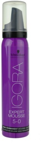 Schwarzkopf Professional IGORA Expert Mousse αφρός βαφής για τα μαλλιά