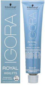 Schwarzkopf Professional IGORA Royal Highlifts Permanent-Haarfarbe
