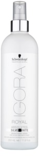 Schwarzkopf Professional IGORA Royal Absolutes SilverWhite Colour-Enhancing Brightening Spray