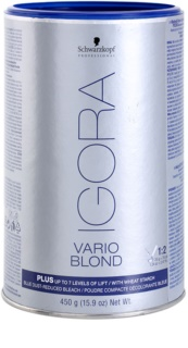 Schwarzkopf Professional IGORA Vario Blond poudre décolorante