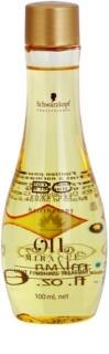 Schwarzkopf Professional BC Bonacure Oil Miracle Marula Oil kuracja do włosów do włosów cienkich i delikatnych