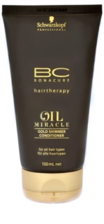 Schwarzkopf Professional BC Bonacure Oil Miracle Argan Oil Conditioner für alle Haartypen