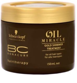Schwarzkopf Professional BC Bonacure Oil Miracle Argan Oil maseczka  do wszystkich rodzajów włosów