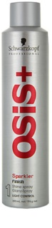 Schwarzkopf Professional Osis+ Sparkler Finish Spray For Shine