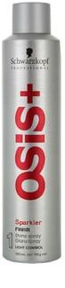 Schwarzkopf Professional Osis+ Sparkler Finish Spray For Shine