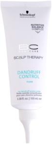 Schwarzkopf Professional BC Bonacure Scalp Therapy beruhigendes und feuchtigsspendendes Fluid gegen Schuppen