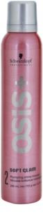 Schwarzkopf Professional Osis+ Soft Glam Schaumfestiger für Volumen und Glanz