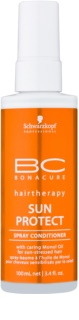 Schwarzkopf Professional BC Bonacure Sun Protect Spray Conditioner  voor Belast Haar door de Zon