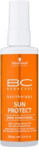 Schwarzkopf Professional BC Bonacure Sun Protect Conditioner im Spray für von der Sonne überanstrengtes Haar