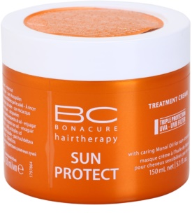 Schwarzkopf Professional BC Bonacure Sun Protect maschera nutriente per capelli affaticati dal sole