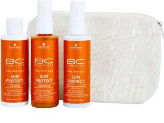 Schwarzkopf Professional BC Bonacure Sun Protect kit di cosmetici III.
