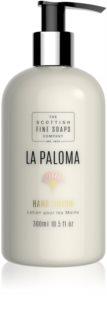 Scottish Fine Soaps La Paloma лосион за ръце