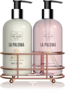 Scottish Fine Soaps La Paloma Kosmetik-Set  VI. für Damen