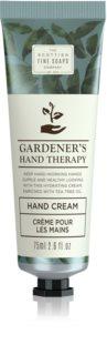 Scottish Fine Soaps Gardener's Hand Therapy crema nutritiva para manos y uñas