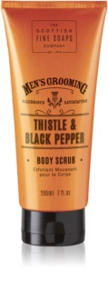 Scottish Fine Soaps Men's Grooming Thistle & Black Pepper
