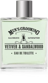 Scottish Fine Soaps Men's Grooming Vetiver & Sandalwood eau de toilette for Men 100 ml