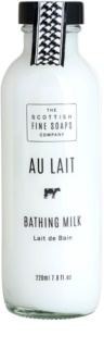 Scottish Fine Soaps Au Lait Bath Milk
