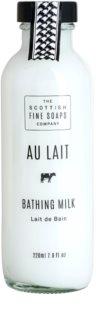 Scottish Fine Soaps Au Lait мляко за вана