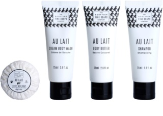 Scottish Fine Soaps Au Lait Cosmetic Set I.