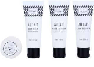 Scottish Fine Soaps Au Lait Kosmetik-Set  II.