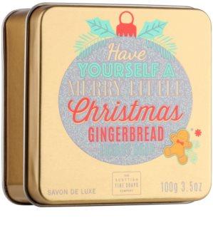 Scottish Fine Soaps Merry Little Christmas luxusní tuhé mýdlo
