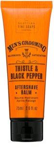 Scottish Fine Soaps Men´s Grooming Thistle & Black Pepper borotválkozás utáni balzsam