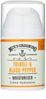 Scottish Fine Soaps Men´s Grooming Thistle & Black Pepper хидратиращ гел за лице