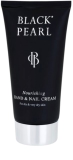 Sea of Spa Black Pearl crema nutritiva para manos y uñas