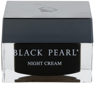Sea of Spa Black Pearl Anti-Rimpel Nachtcrème  voor Alle Huidtypen