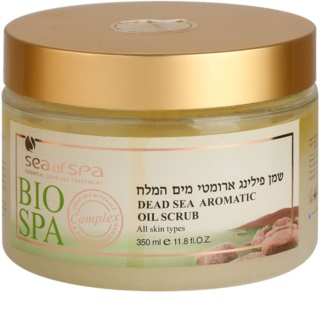 Sea of Spa Bio Spa oljni piling za telo
