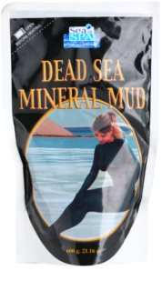 Sea of Spa Dead Sea błoto z minerałami z Morza Martwego