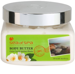 Sea of Spa Essential Dead Sea Treatment manteiga corporal  com minerais do Mar Morto
